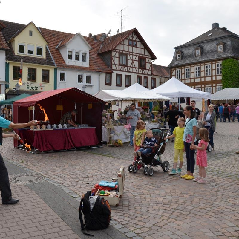 Marktplatz Wächtersbach