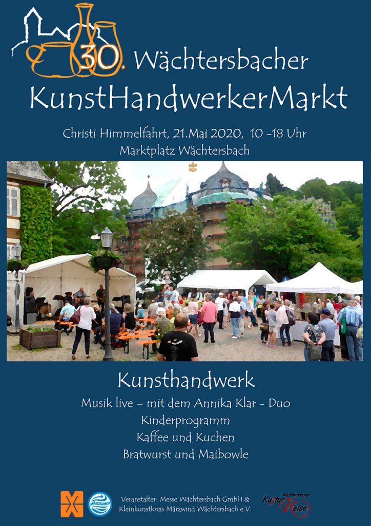 Kunsthandwerkermarkt 2020