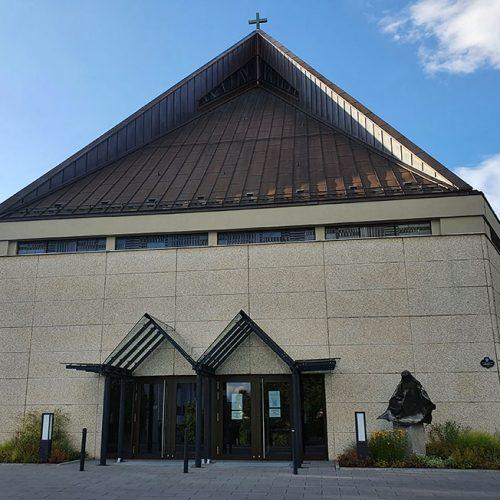 Katholische Kirche Wächtersbach
